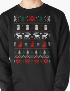 dr-who-ugly-christmas-sweater-xmas T-Shirt