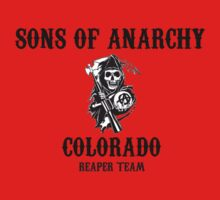 Anarchists Colorado Anarchy by Prophecyrob