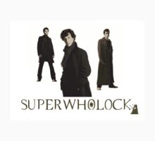 Superwholock shirt by hogwartsalumni