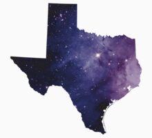 Purple Texas Nebula T-Shirt