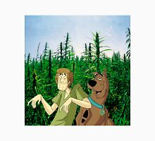 Scooby Do & Shaggy smokes too Unisex T-Shirt