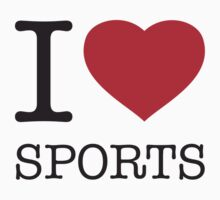 I ♥ SPORTS by eyesblau