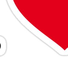 I ♥ SPORTS Sticker