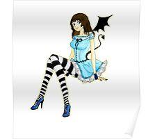 Little Miss Demon Poster