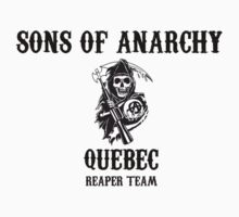 Anarchists Quebec Anarchy by Prophecyrob