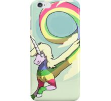 Rainicorn iPhone Case/Skin