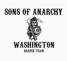 Anarchists Washington Anarchy by Prophecyrob