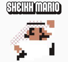 Sheikh Mario by yuissen