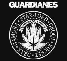 Guardianes Distressed Kids Clothes