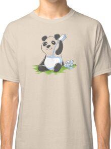 Panda in My FILLings Classic T-Shirt