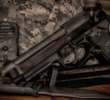 US Army Tools of the Trade by Semperfi84