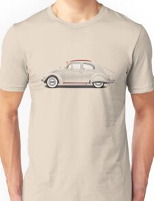 1952 Volkswagen Beetle Sedan - Sand Unisex T-Shirt