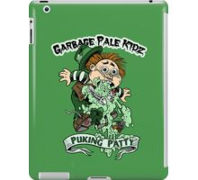 "Garbage Pale Kidz ""Puking Patty"" iPad Case/Skin"