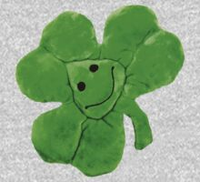 Funny Irish Shamrock Kids Tee