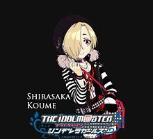 Idolm@ster CG - Shirasaka Koume Unisex T-Shirt