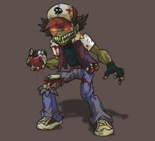 Zombie Ash (Pokemon) by AVENUE Ltd