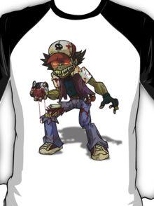 Zombie Ash (Pokemon) T-Shirt