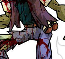 Zombie Ash (Pokemon) Sticker