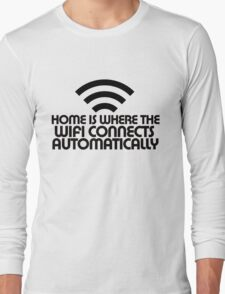 WIFI geek Long Sleeve T-Shirt