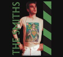 The Smiths - Morrissey - FAC51 Hacienda Acid House Design by Shaina Karasik