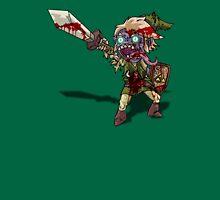 Zombie Link (Zelda) Unisex T-Shirt