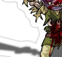 Zombie Link (Zelda) Sticker