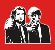 Pulp Fiction Black and White by zamora