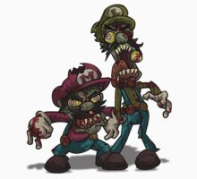 Zombie Mario & Luigi by AVENUE Ltd
