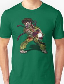 Zombie Ryu (Street Fighter) Unisex T-Shirt