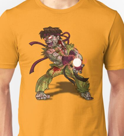 Zombie Ryu (Street Fighter) Unisex T-Shirt
