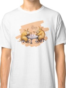 Romantic Anteater Classic T-Shirt