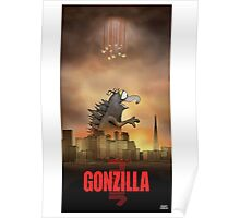 Gonzilla Poster