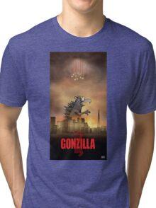 Gonzilla Tri-blend T-Shirt