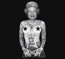 God Save The Queen by Richie91