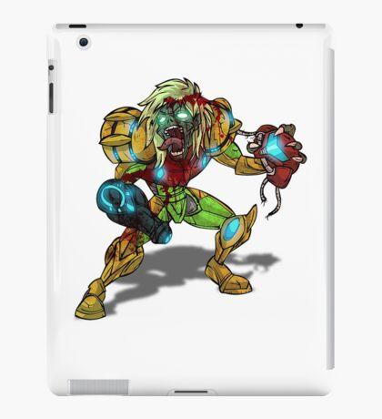 Zombie Samus (Metroid) iPad Case/Skin