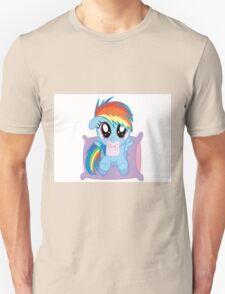 Rainbow Dash Hug T-Shirt