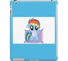 Rainbow Dash Hug iPad Case/Skin