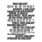 Do you speak English? (Multiple) by EnglishAbroad