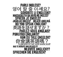 Do you speak English? (Multiple) by EnglishAbroad