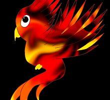 Cute Phoenix by CathySW