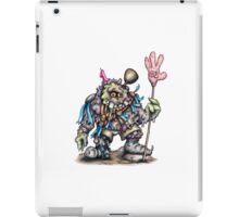 Low Life - Aaaaist - Pile  iPad Case/Skin