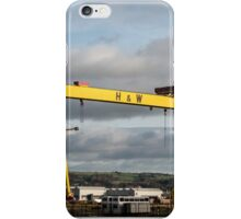Harland and Wolff Belfast iPhone Case/Skin