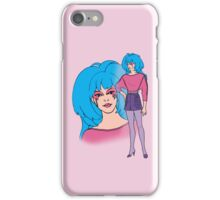 Jem and The Holograms - Aja #1 Pink - Tablet & Phone Cases iPhone Case/Skin