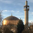 The London Central Mosque by Chris Day