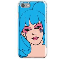 Jem and The Holograms - Aja #2 Face - Tablet & Phone Cases iPhone Case/Skin