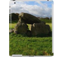 The Giants Ring, Northern Ireland iPad Case/Skin