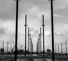 Belfast docks, The birthplace of the Titanic by ThomasBlake
