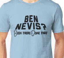 Ben Nevis Mountain Climber Unisex T-Shirt