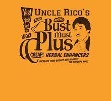 Uncle Rico - Bust Must Plus Unisex T-Shirt