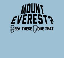 Mount Everest Mountain Climber Unisex T-Shirt
